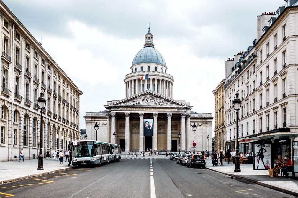Hôtel Minerve proche du Panthéon de Paris et de la Sorbonne