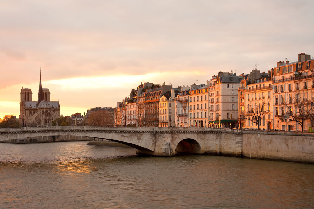 Île Saint Louis Paris